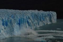 Borjadzó gleccser (Argentína)