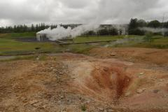 Geotermikus mező (Izland)