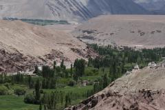 Az Indus-völgye Basgonál (Ladakh)
