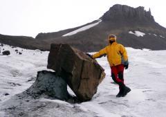 Gleccserasztal (Antarktisz)