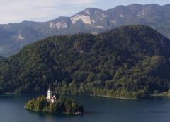 Tengerszem (Bledi-tó, Szlovénia)