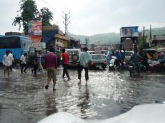 Eső Jaipurban