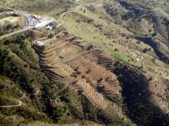 Teraszosítás (Spanyolország)