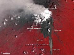 Vulkán (Merapi, Indonézia)