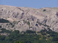 Karsztlejtők (Horvátország)