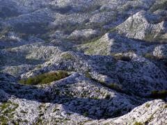 Víznyelők (Biokovo, Horvátország)