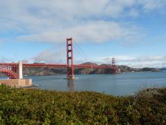 A Golden Gate, San Francisco