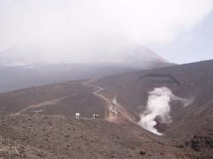 Forró gőzölgés (Etna)