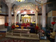 Agra Szikh-templom