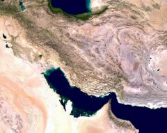 Iran tersege