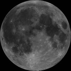 Hold, Föld felöli oldal