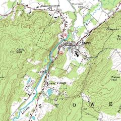 Topográfiai térkép
