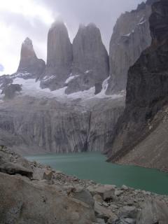 Tengerszemek (Torres del Paine, Chile)