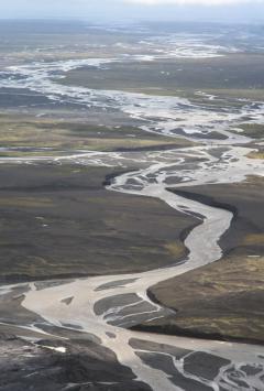 Olvadékvíz-folyó (Izland)