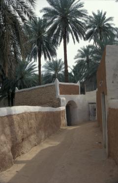 Ghadames, óázisváros a Szaharában